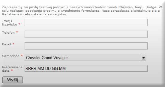 Jazda testowa Edmark Auto